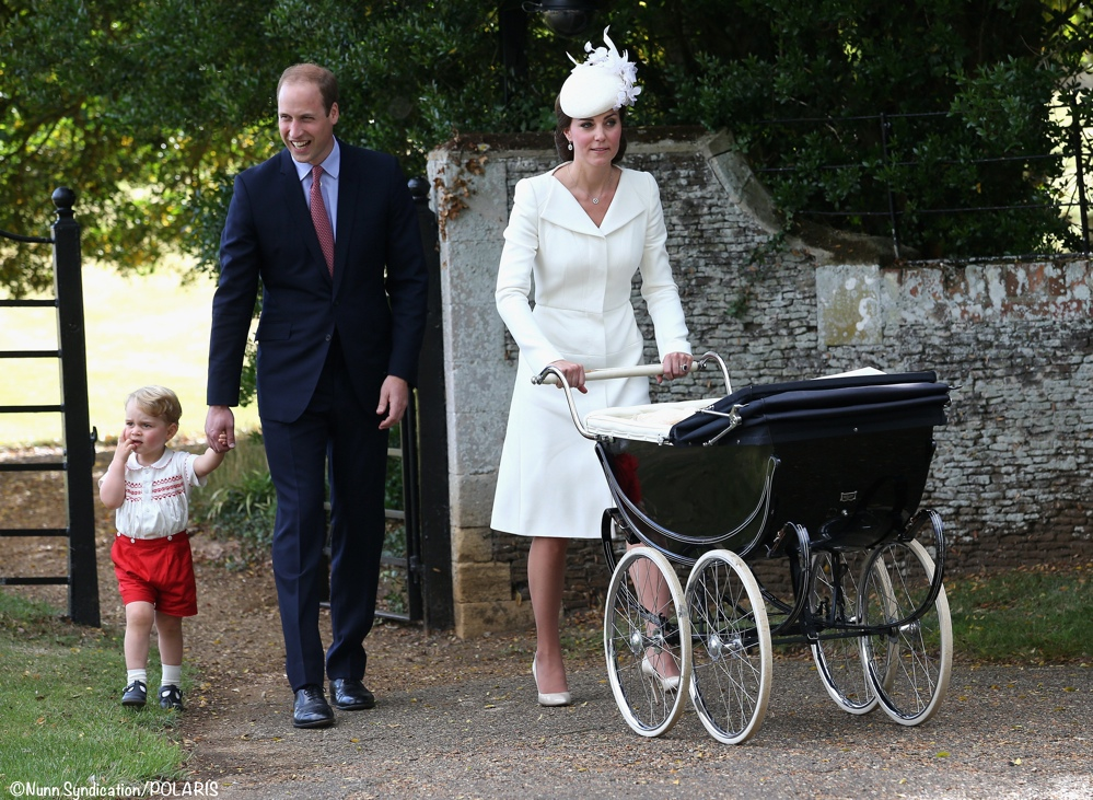 What Kate's Kids Wore | Prince George Echoes Iconic Prince ...