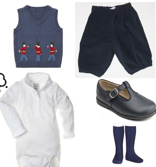 George Christmas 2013 Official Pix Montage Cath Kidston Soldier Vest Amaia Short Polarn O Pyret Start Rite Jo