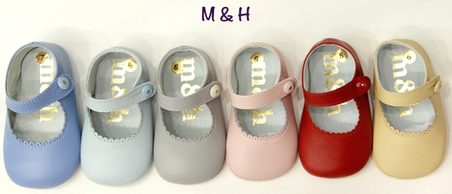 M&H M and H Baby Shoes December 2015