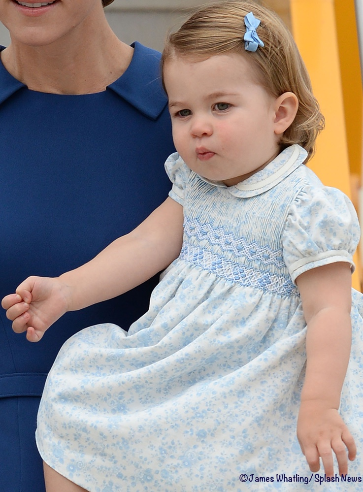 What Kate S Kids Wore George Amp Charlotte Wow The Crowds