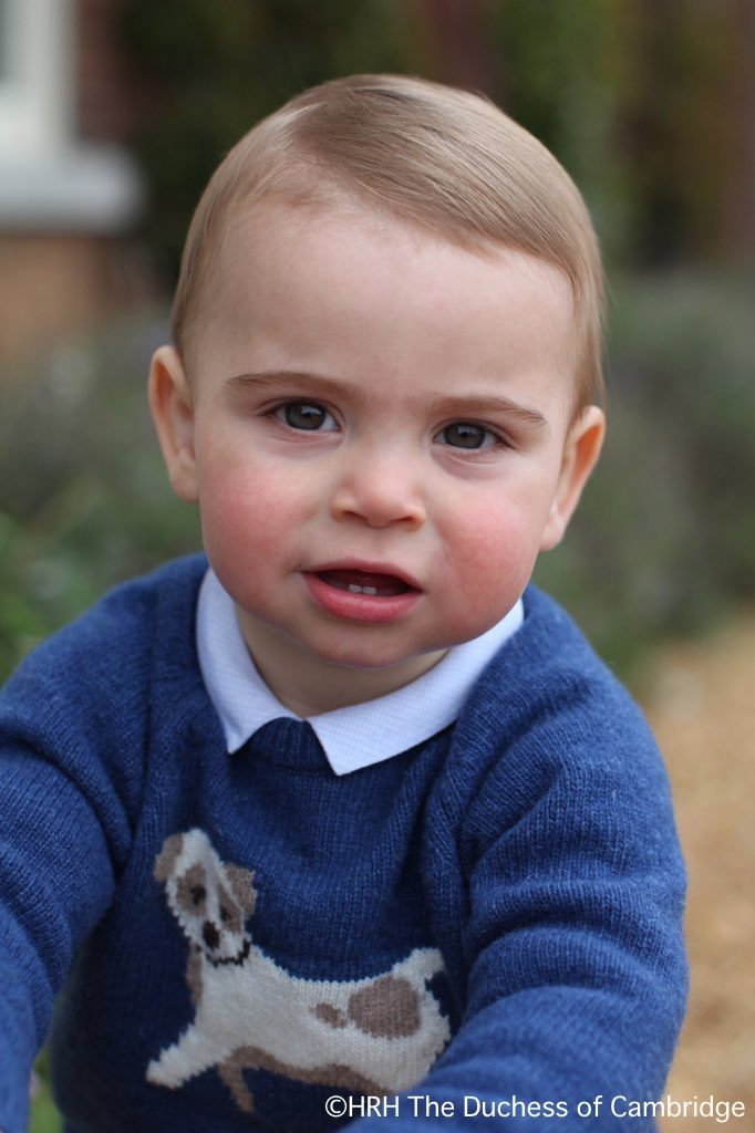 What Kate's Kids Wore | Happy Birthday Prince Louis! My, How